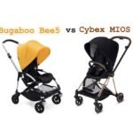 Bugaboo Bee5とCybex Miosを徹底比較!
