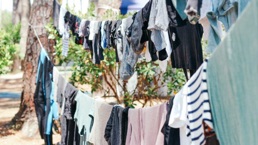 ベビー服の洗濯、本当に子どもを思うままに伝えたいアレコレ